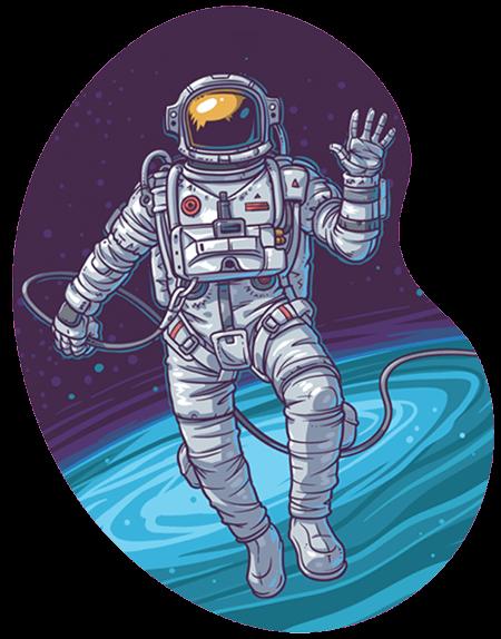 فضانورد نت افزا